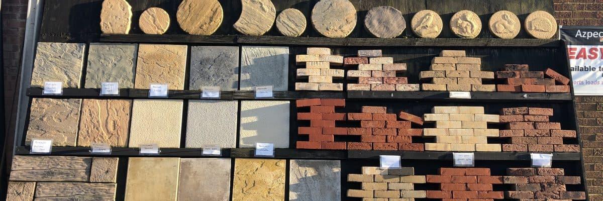 brickwork and supplies