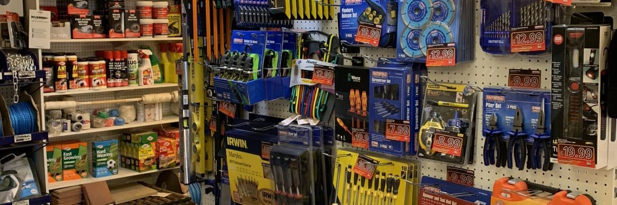 Our Tool Shop